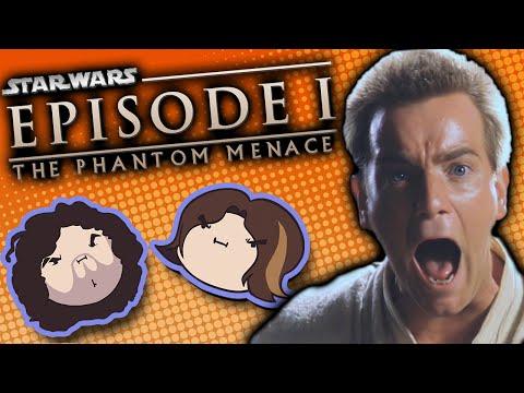 Star Wars Episode I The Phantom Menace - Game Grumps