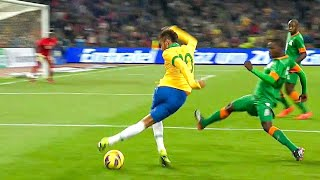 Famous Players Destroyed By Neymar Jr in Brazil
