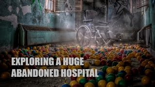 Exploring a Huge Abandoned Hospital in New York