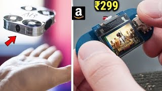 Top 5 Cool Gadgets Available On Amazon ▶ Gadgets Under Rs100, Rs200, Rs500, Rs1000 Lakh