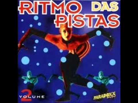 CD's Ritmo Das Pistas Vol. 1 - 2 - 3