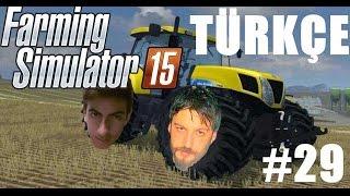 Farming Simulator 15 Türkçe Multiplayer   Silaja Hazırlık   Bölüm 29