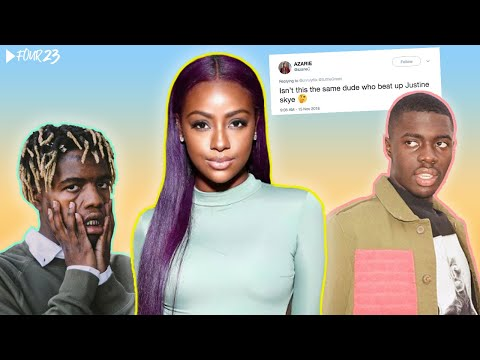Justine Skye Implies Sheck Wes Abused Her, Apologizes For Defending Ian Connor