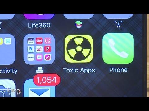 Toxic apps: Workshop shows dangers of digital world