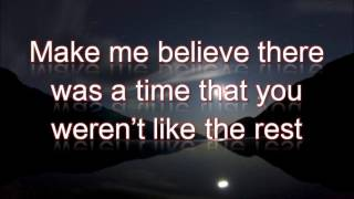 Repeat youtube video For My Sake - Shinedown (Lyrics)