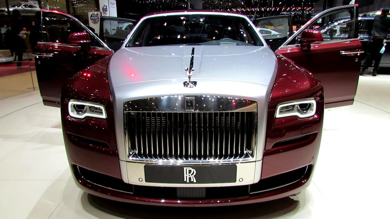 2015 Rolls Royce Ghost Series Ii Exterior Interior