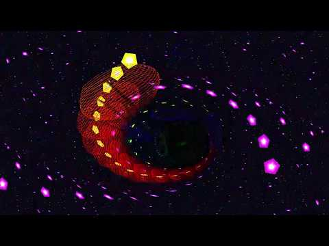 Ozric Tentacles -  Curious Corn [Visualization]