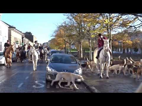 Westport: The South Mayo Harriers Hunt