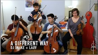 A DIFFERENT WAY | DJ Snake + Lauv || JHMJams Cover No.180