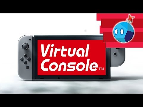 Is Nintendo Simply Not Going to Have Virtual Console on Nintendo Switch?