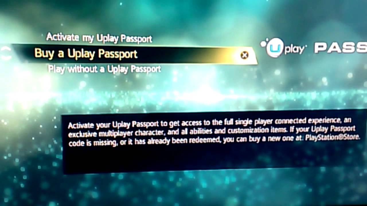 Uplay Passport Is Now Free For Ac4 How To Download