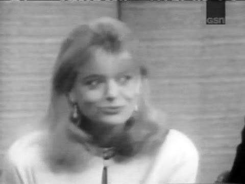 What's My Line? - Melina Mercouri; PANEL: Martin Gabel, Barbara Feldon (Jun 11, 1967)