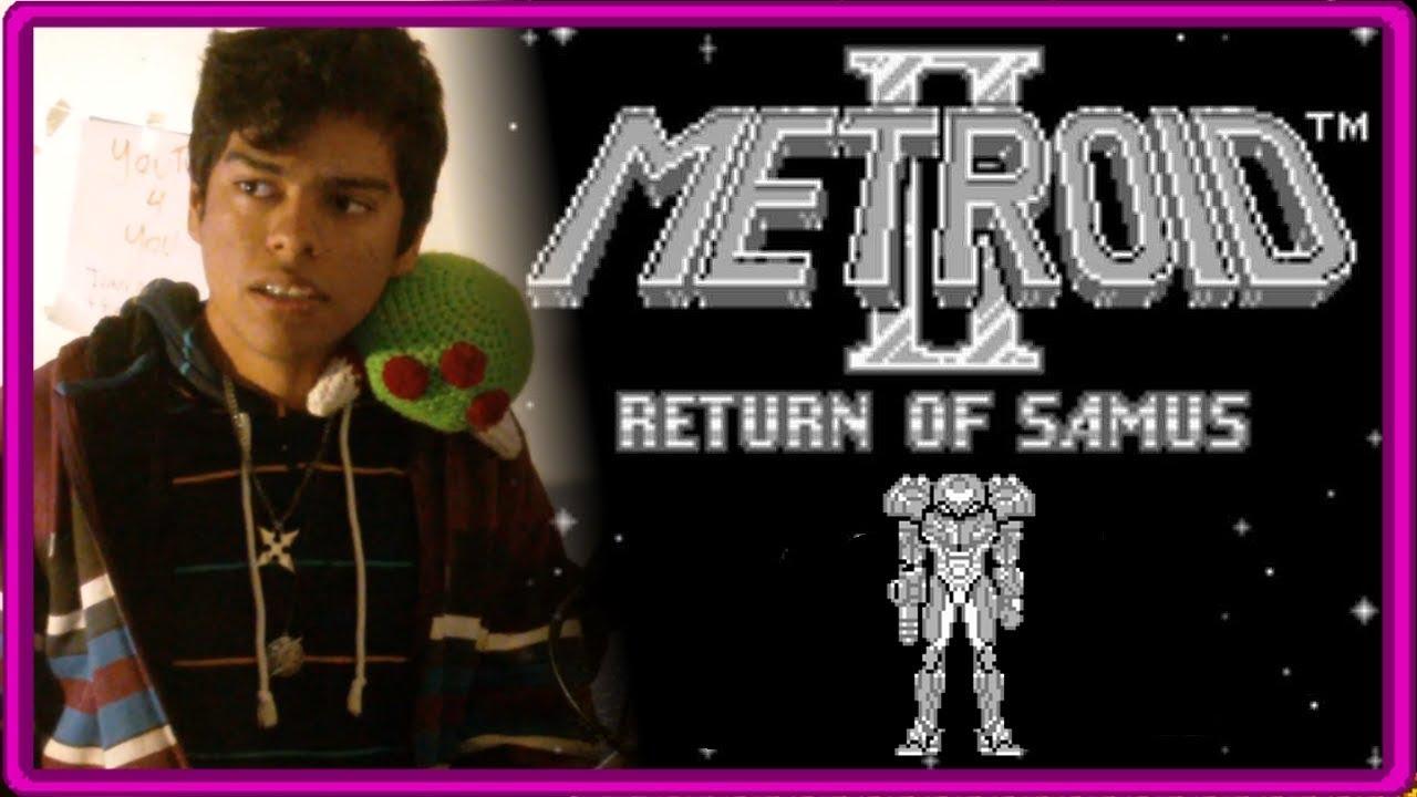 Metroid 2: Return of Samus Livestream - Getting Raw Footage
