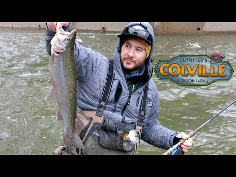 Erie Tribs Steelhead Fishing