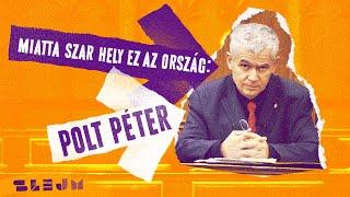 Miatta szar hely ez az ország: Polt Péter