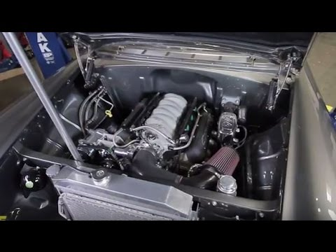 Chevy LS Engine Parts Swap Conversion Install Overview How-To