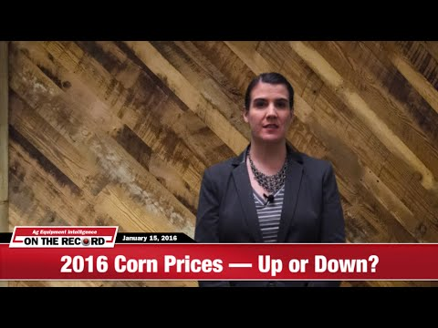On The Record: Could Corn Prices Return to $5/Bushel in 2016?