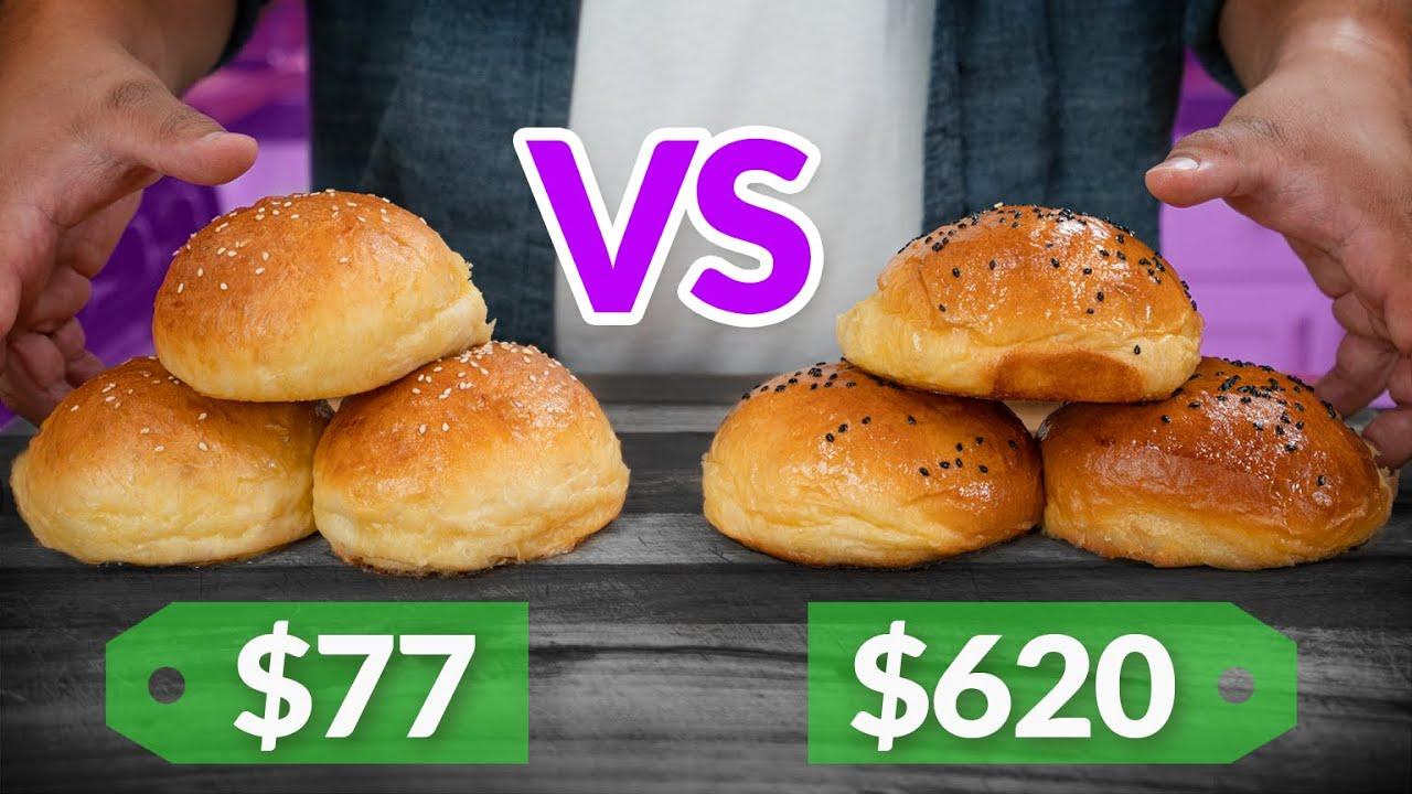 ¿Cuál sabe mejor? Económico VS Premium: Pan Brioche   El Guzii