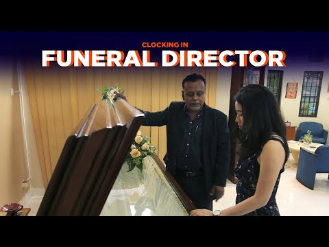 Honouring The Dead With A Funeral Director