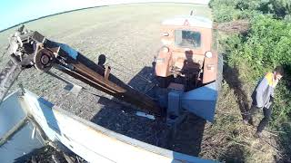 Измельчитель веток с транспортером, заготовка дров часть 2