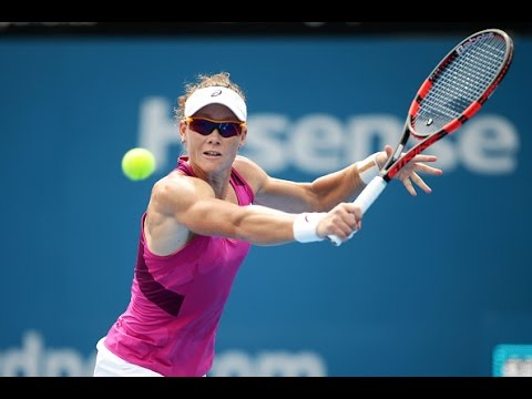 2016 Apia International Sydney Second Round | Sam Stosur vs Daniela Hantuchova | WTA Highlights