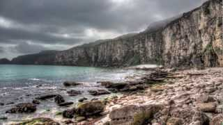 HDR Photography Northern Ireland Antrim Coast
