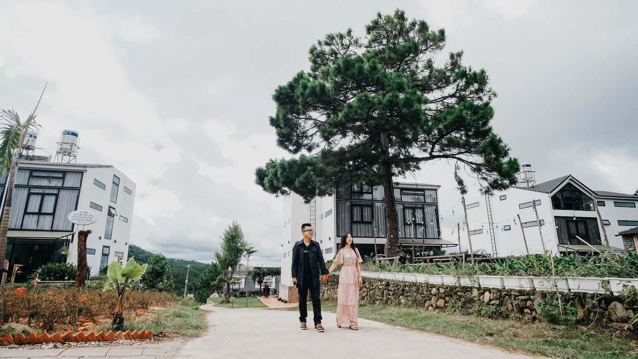 #5 The Kupid Hill : Homestay 1tr5/ngày ở Đà Lạt có gì hot ?