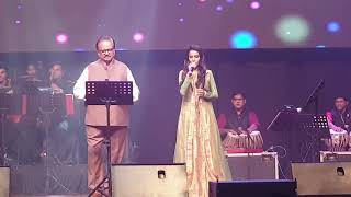 PRIYANKA FIRST TIME SINGING WITH SP BALA SIR