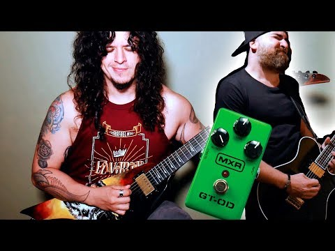 Barcito Boogie (Melodic Rock Guitar Playthrough ft. La Roja)