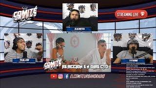 [Reaccion] Caro - Bad Bunny ( Video Oficial ) Ft Ricky Martin #ComiteUrbanoLive