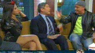 SANDRA MARTINEZ Y BORIS IZAGUIRRE EN NOCHE DE PERROS - SEGUNDA TEMPORADA 1/2 thumbnail