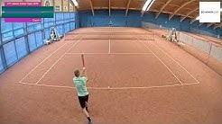 Court 1_21.10.2019 - Liberec Indoor Open 2019 - ITF Men´s Circuit 15 000$