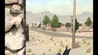2 Humvees Vs Swarm of Takistan Militia