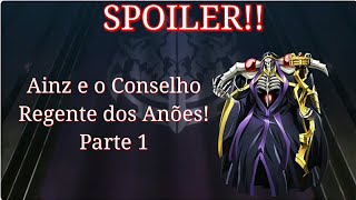Análise de Light Novel - Overlord Volume 11 - Capítulo 4 /Parte 1