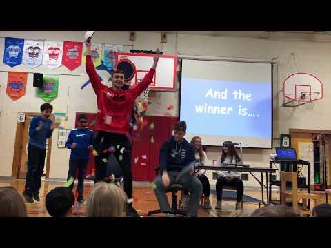 Mott Road Elementary School's March Book Madness