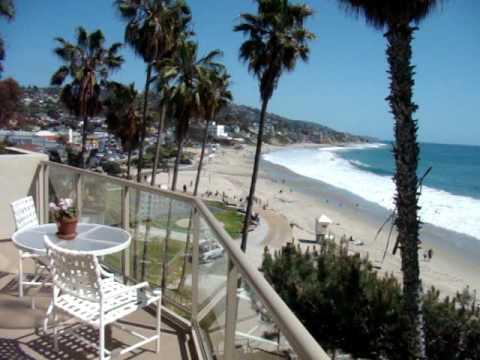 Laguna Beach Oceanfront Hotel