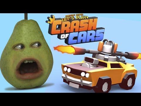Pear Plays - Crash of Cars