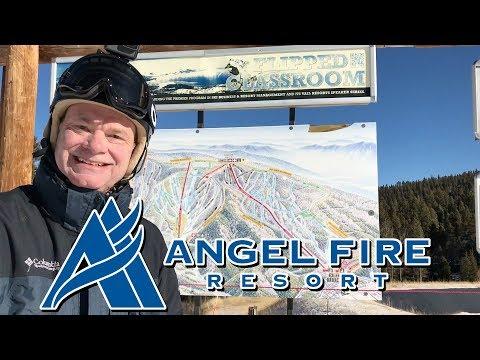 Skiing - Angel Fire 2018 - Heading Home Maximum Velocity