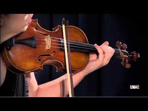 Iamus Computer -- Ugadi, for solo violin (2nd mov.)