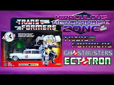 Transformers Ghostbusters: Ectotron