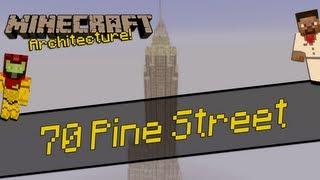 Let´s Build 70 Pine Street [HD 1080p]