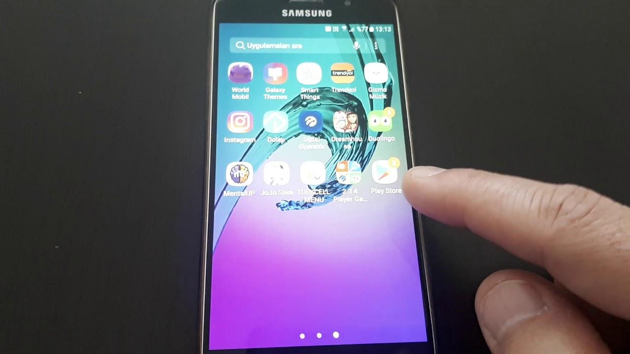 Google Play Store telefonunuzdan silinirse nasıl geri yüklersiniz..Play store yükleme