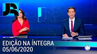Assista à íntegra do Jornal da Record | 05/06/2020