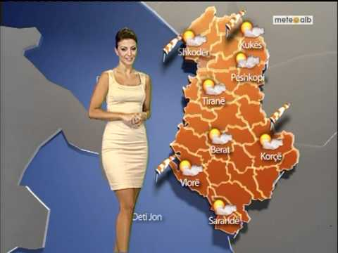 Floriana Garo- Weather ABC News Albania