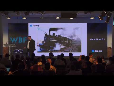 Nick Spanos On Personal Liberty And The Cryptocurrency Revolution (WBF 2018)