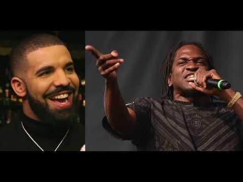 Pusha T  The Story of Adidon Drake Diss  FULL AUDIO May 2018