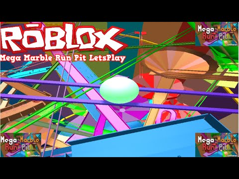 Kh 2003 Roblox Mega Marble Run Pit They See Me Rolling