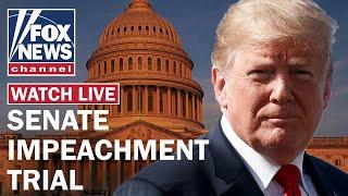 Fox News Live: Senate impeachment trial of President Trump Day 4