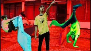 BOBO ME UCHI PARKOUR! Parkour&Freerunning w/BobiBeatbox