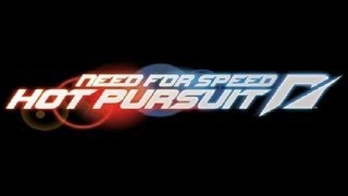 Need For Speed Hot Pursuit Porsche Carrera GT Police Car (PS3)